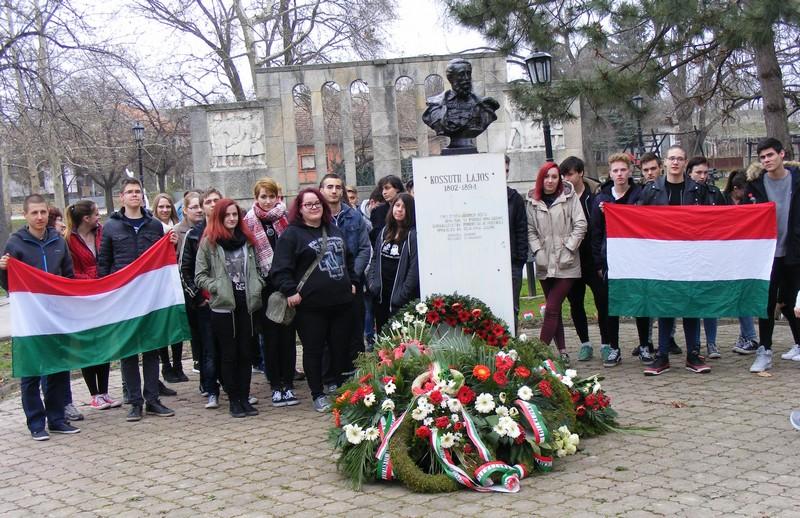 Rákóczi Szövetség március 15-i diákutaztatási programja