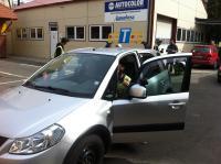 Középiskolás Közlekedésbiztonsági Kupa megyei forduló
