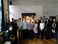 A Nagybányai Ásványtani Múzeum  vendégkiállításán jártunk