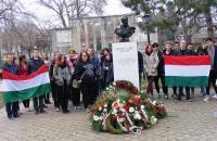 A Rákóczi Szövetség március 15-i diákutaztatási programja