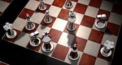 Sakkversenyen jártunk :)