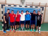 Kispályás labdarúgó házibajnokság