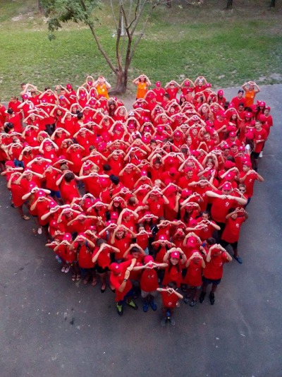 Sok gyermek kedvence, a zánkai Erzsébet Tábor mutatkozik be