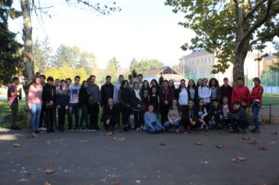 Ismét fogadtuk az erdélyi diákokat