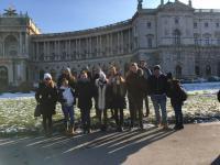 Bécsben jártunk