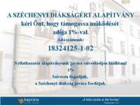 Széchenyi diákságért alapítvány