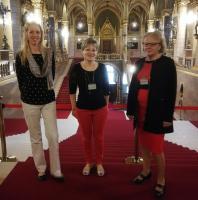 Továbbképzés a parlamentben