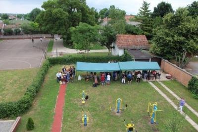 Diákönkormányzati napok az Illéssyben