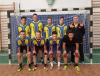 Futsal Diákolimpia Megyei Elődöntő