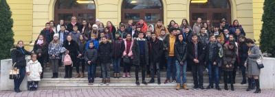 Iskolánk felső tagozatos tanulói a nyíregyházi Móricz Zsigmond Színházban jártak.