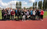 Atlétika ügyességi és váltófutó csapatbajnokság megyei döntője