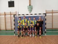 Futsal megyei döntő