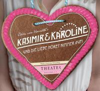 Német Színház programajánló: Kasimir és Karoline