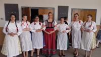 Seregélyesi népdaléneklési versenyen ezüst minősítést szerzett iskolánk lány csapata és szólistája