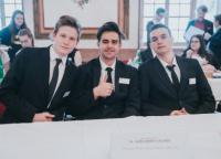 Estöri ausztriai döntőben különdíjat kapott iskolánk csapata