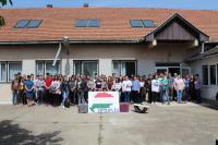 Újra az erdélyi diákokkal