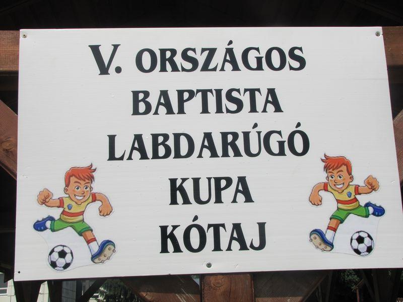 V. Baptista Labdarúgó Kupa