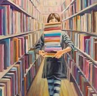 Könyvtári könyvek leadása