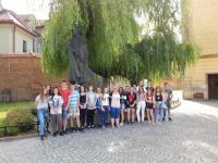 Illéssys diákok Lengyelországban
