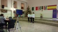 """""""Tiszán innen, Dunán túl"""" országos népdaléneklési verseny megyei fordulóján ezüst minősítést szereztek diákjaink"""