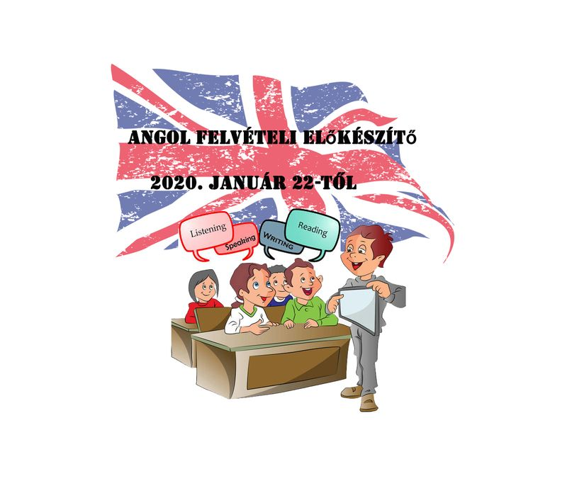 Angol felvételi előkészítő 2020