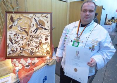 Beszámoló a stuttgarti Gasztronómiai Olimpiáról