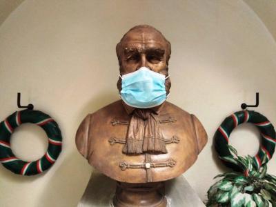 Neked mi a véleményed a maszk használatáról a suliban?
