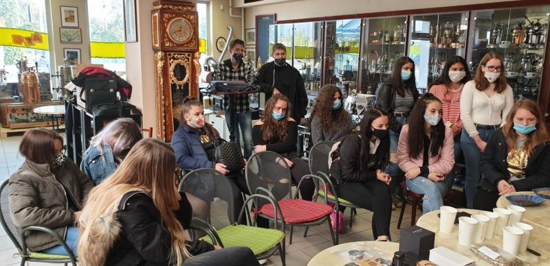 Tanulmányi kirándulás Szegeden