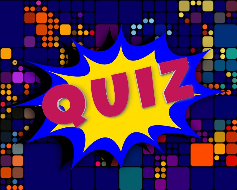English Quiz II. forduló