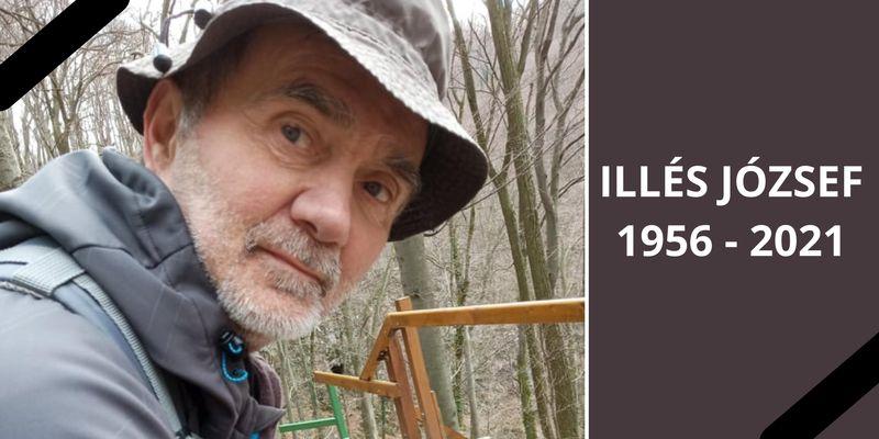 Illés József 1956-2021