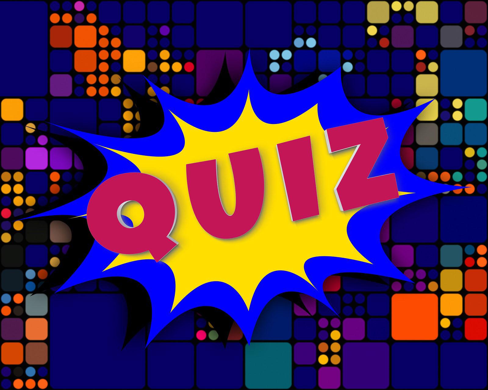 English Quiz III. forduló