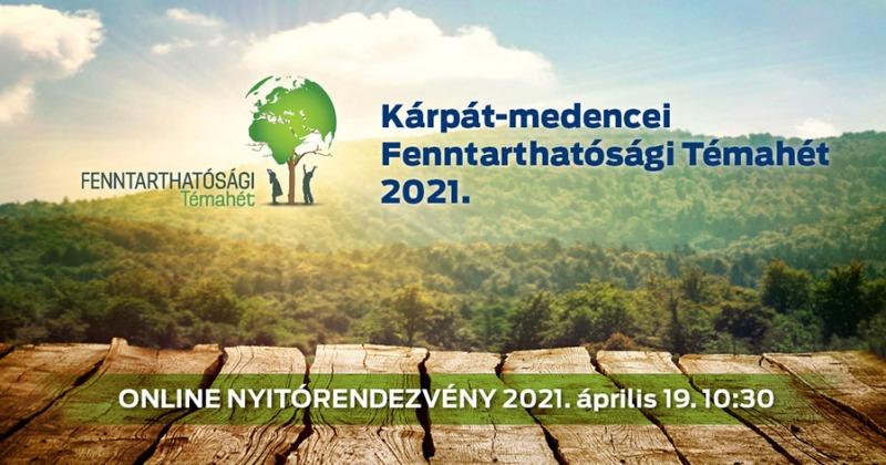 Fenntarthatósági Témahét 2021
