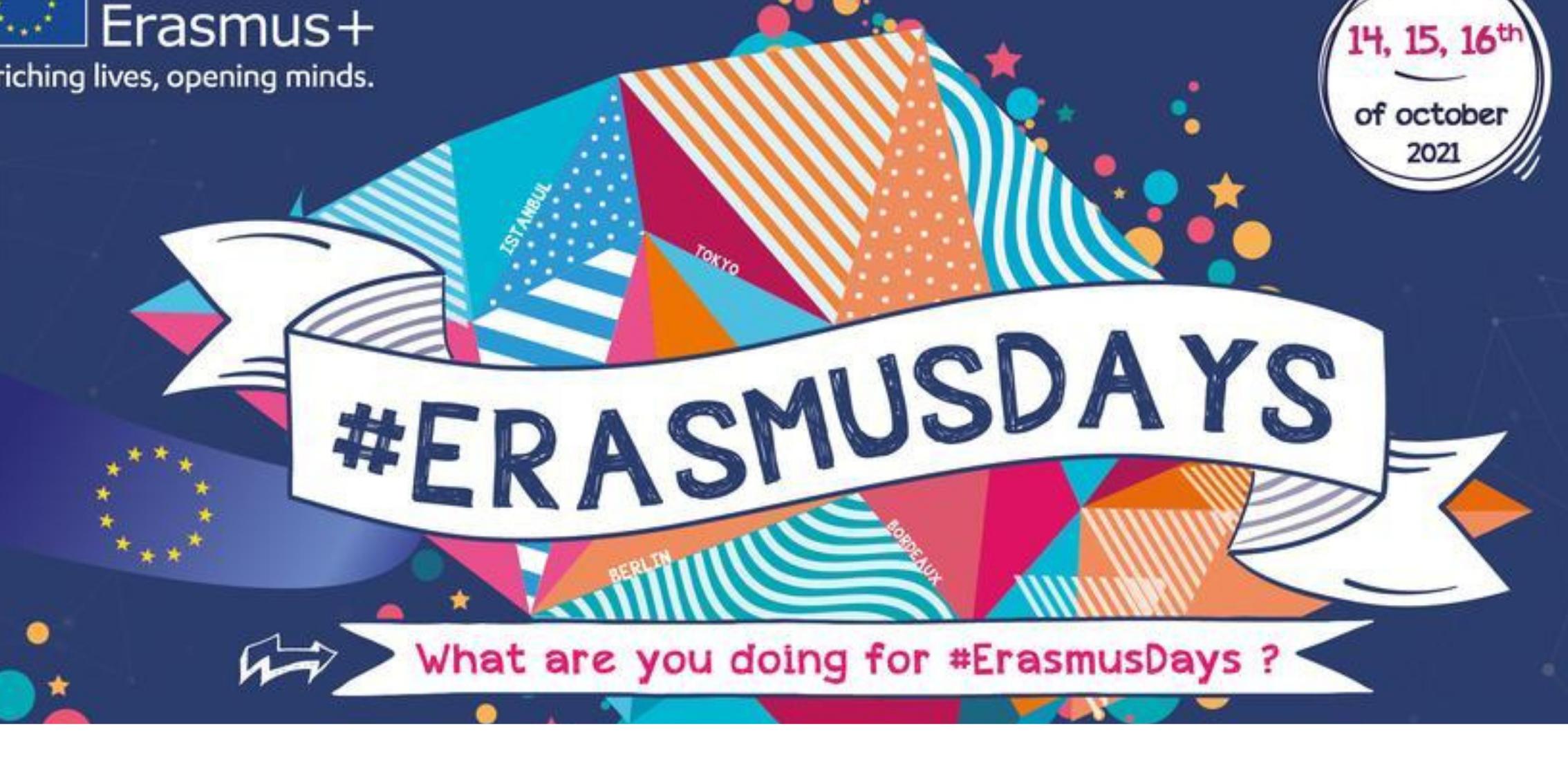 Erasmus days - első nap